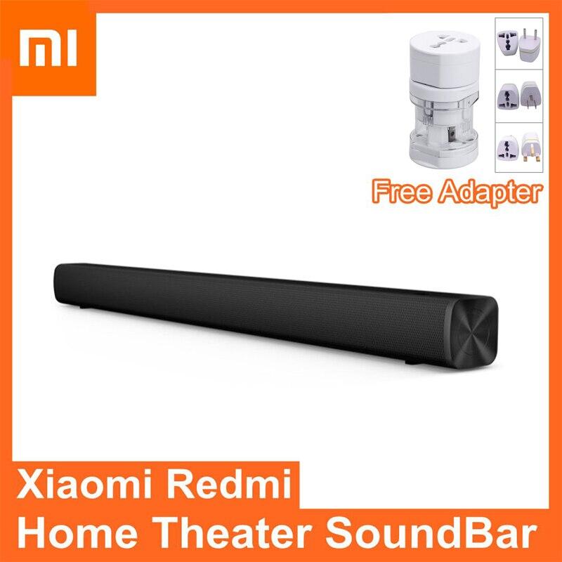 Original Xiaomi Redmi Wall Mount Speaker 30W AUX Wired Bluetooth 5.0 Wireless Soundbar Home Theater Stereo Sound System Soundbar